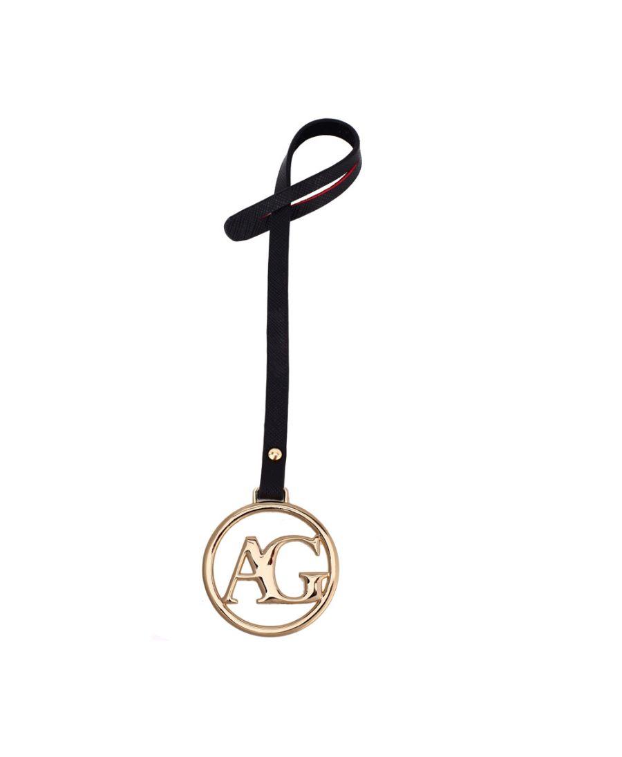 Anna Grace přívěšek / klíčenka logo AG gold 1023 AGC1023_GOLD