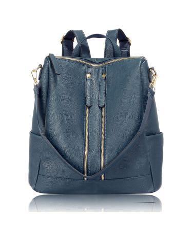 d86737094a Anna Grace námořnicky modrý batoh větší 523 AG00523 NAVY
