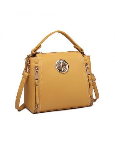 Miss Lulu žlutá malá kabelka 1851 E1851_YW