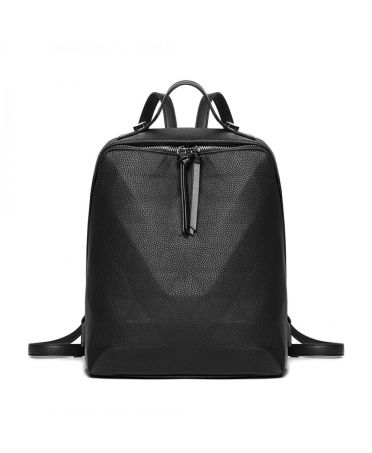 Miss Lulu černý dámský batoh DIAMANT 1904 LG1904_BK