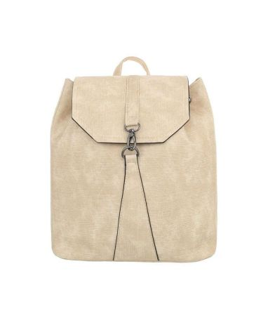 Dudlin Firenze žlutý dámský batoh s karabinkou 589 tac589yw