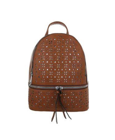Dudlin Firenze hnědý dámský batoh 5350 ta535086bn