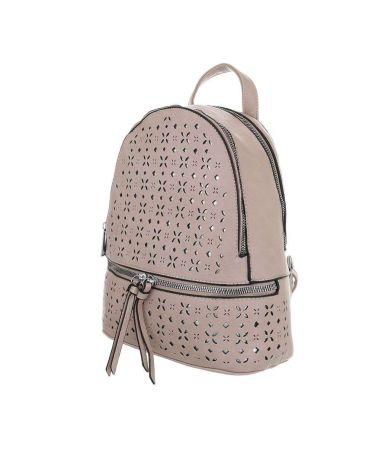 Dudlin Firenze růžový dámský batoh 5350 ta535086pk