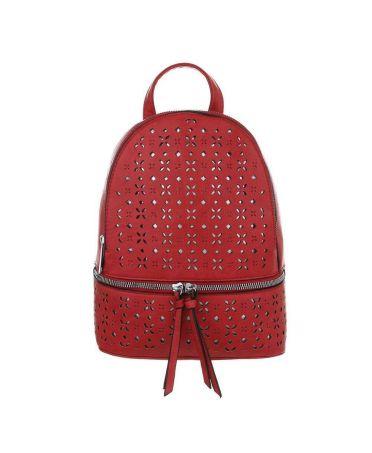 Dudlin Firenze červený dámský batoh 5350 ta535086rd