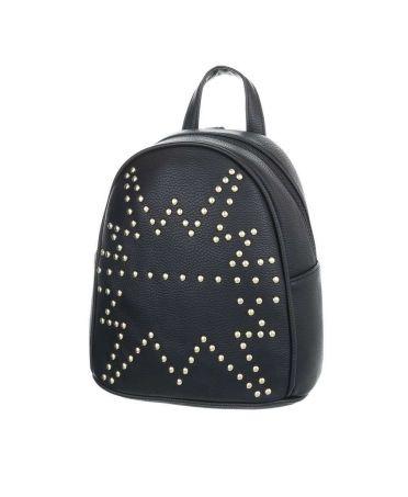 Dudlin Firenze černý dámský mini batůžek 1099 tam1099bk