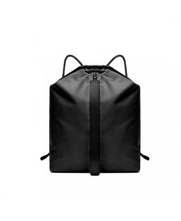 Kono černý batoh unisex MULTI ACCESS DRAWSTRING 1966 E1966BK