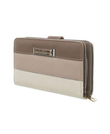 Dudlin Firenze béžová dámská peněženka 380 gp-sm380-taupe