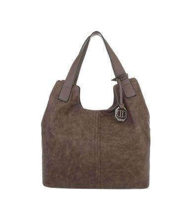 Dudlin Firenze camel shopper kabelka 6240-138 ta6240138te