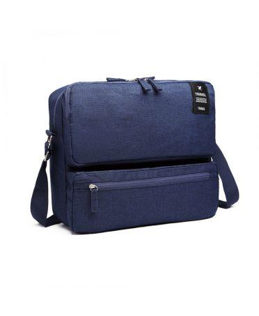 Kono praktická cestovní taška modrá unisex 6851 E6851NY