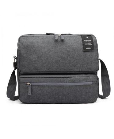 Kono praktická cestovní taška šedá unisex 6851 E6851