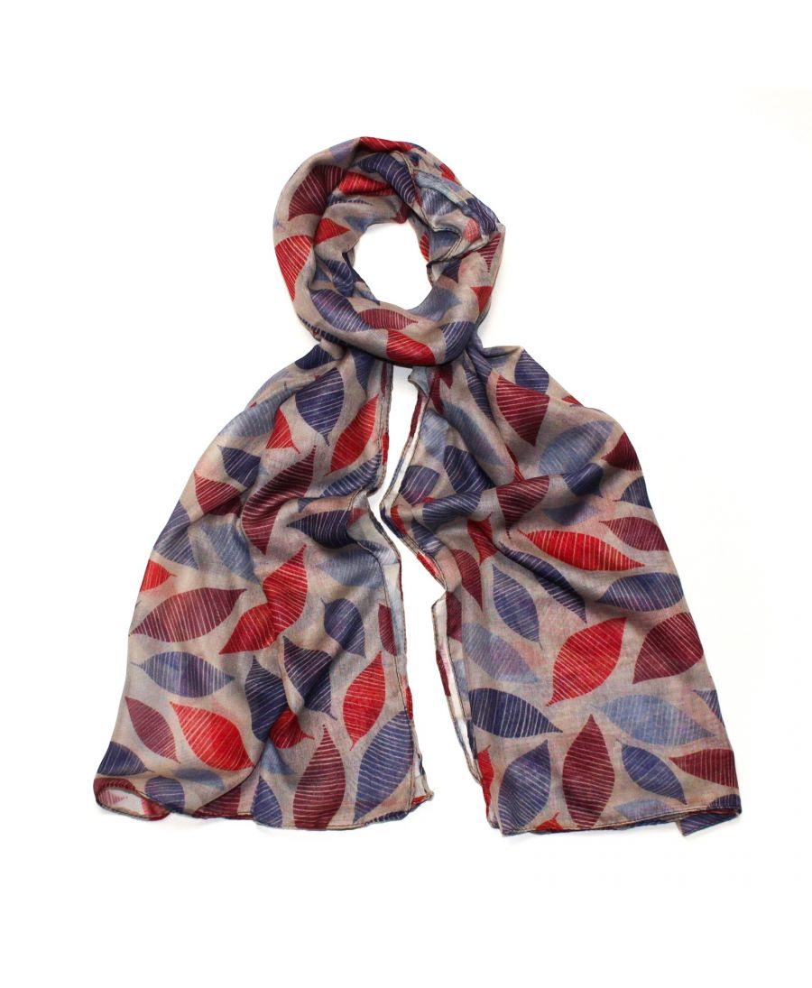 Hazel & Pip šedý dámský maxi šátek Hampshire 3001 zc3001c26_GREY