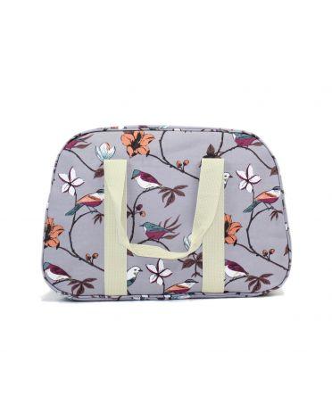 Hazel & Pip šedá dámská víkendová taška ROSALYN 2256 HC2256c26