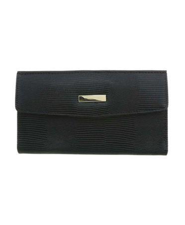 Dudlin Firenze černá dámská peněženka PEARLY 9801 gp-xd9801-black