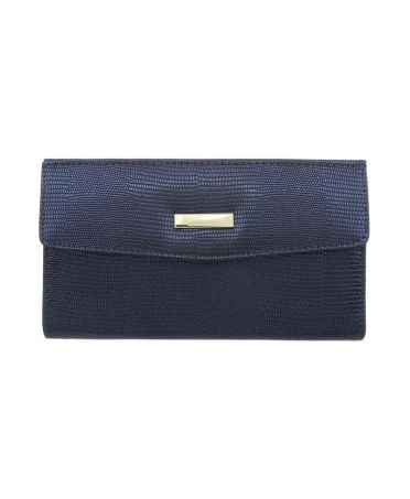 Dudlin Firenze modrá dámská peněženka PEARLY 9801 gp-xd9801-blue