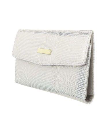 Dudlin Firenze stříbrná dámská peněženka PEARLY 9801 gp-xd9801-silver