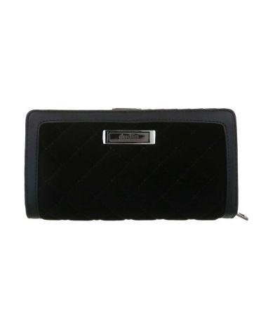 Dudlin Firenze černá dámská peněženka 481 gp-m481-black