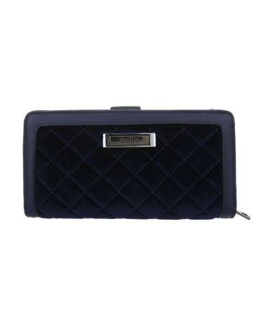 Dudlin Firenze námořnicky modrá dámská peněženka 481 gp-m481-blue