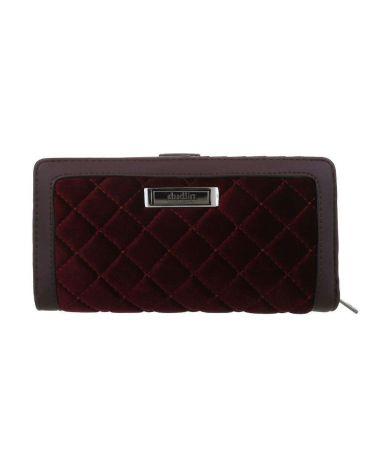 Dudlin Firenze vínově červená dámská peněženka 481 gp-m481_wine