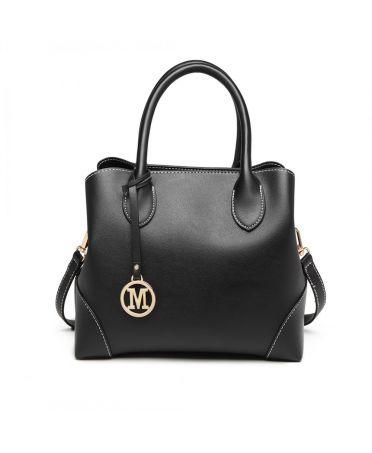 Miss Lulu černá kabelka přes rameno 1973 LG1973_BK