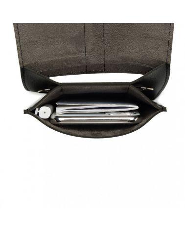 Miss Lulu černá multifunkční mini kabelka 2034 LP2034_BK