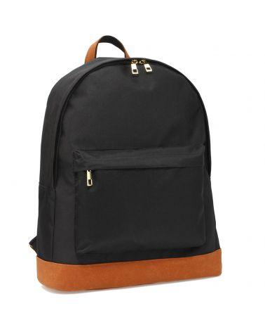 Anna Grace černý školní batoh 620 AG00620_BLACK
