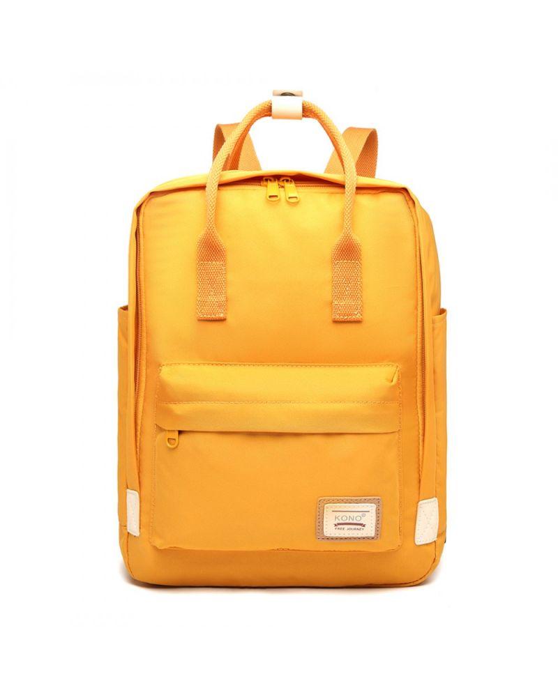 Kono žlutý batoh s kapsou na notebook 2017 EB2017_YW