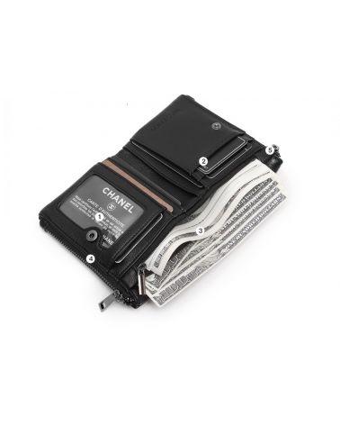 Kono černá unisex peněženka 2021 LP2021_BK