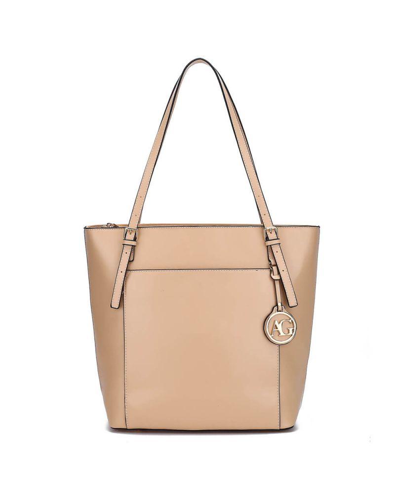 Anna Grace béžová kabelka přes rameno 770 AG00770_NE