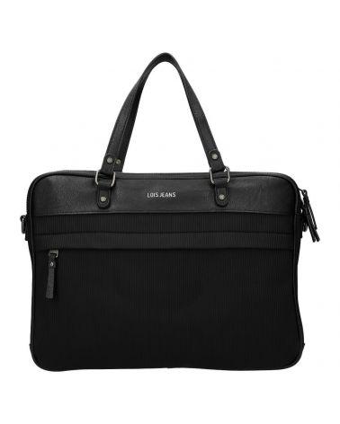 Lois dámská kabelka černá na notebook 303738 ARS303738_BK