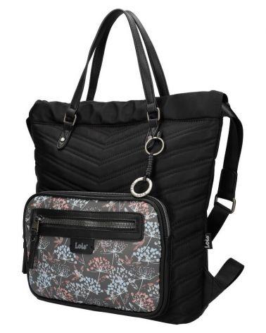 Lois dámská kabelka 2 v 1 shopper černá 304074 ARS304074_BK