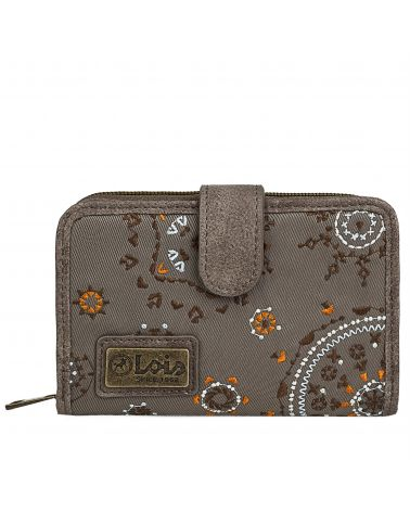 Lois dámská hnědá peněženka MANDALA 304414 ARS304414_BN