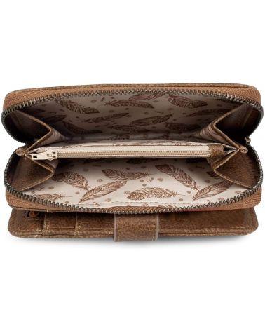 Lois dámská hnědá peněženka 302616 ARS302616_BN