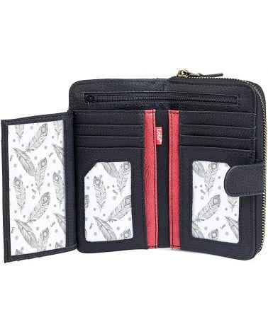 Lois dámská černá peněženka 302616 ARS302616_BK