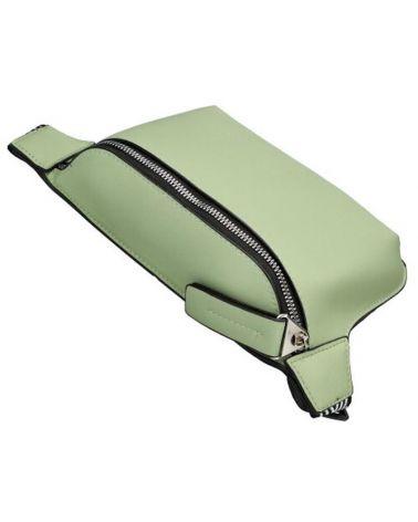 Dámská zelená ledvinka pistácie 616 MP616-6_GN