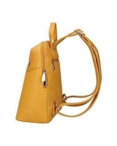 Dámský městský batoh AM PARKER YELLOW 065 AM0065_YW
