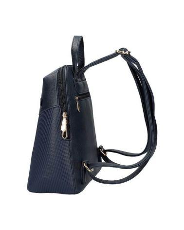 Dámský městský batoh AM PARKER BLUE 065 AM0065_BE