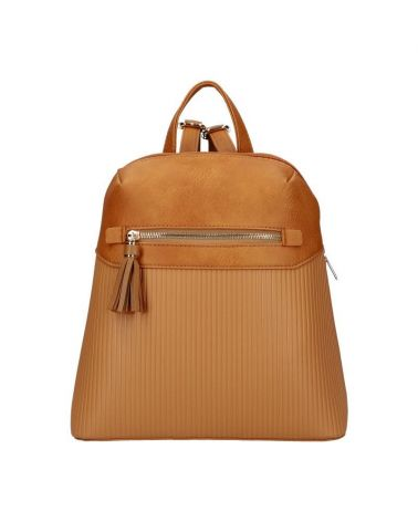 Dámský městský batoh AM PARKER BROWN 065 AM0065_BN