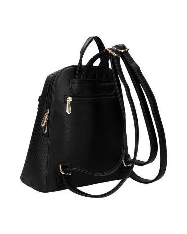 Dámský městský batoh AM PARKER BLACK 065 AM0065_BK