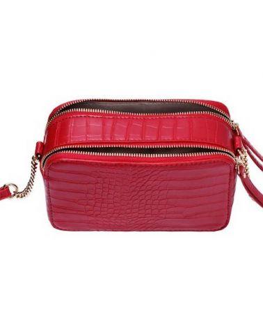 Kabelka crossbody YEH BAG POUCH RED 510469 Y0510469-301_RD