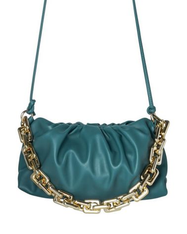 Kabelka crossbody YEH BAG CHAIN IT UP GREEN 510465 Y0510465-471_GN