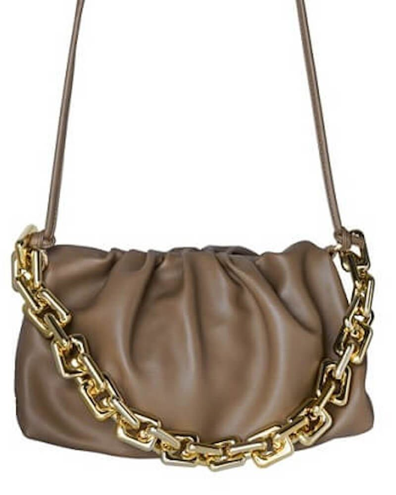 Kabelka crossbody YEH BAG CHAIN IT UP CAMEL 510465 Y0510465-501_CL