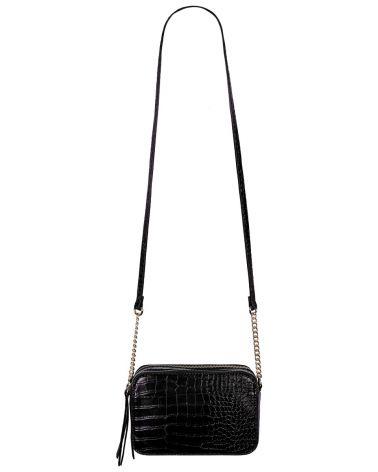 Kabelka crossbody YEH BLACK BAG POUCH 510469 Y0510469-011_BK