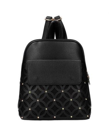 Am Montreux dámský batoh PERFORATED DESIGN BLACK 109 AM0109_BK
