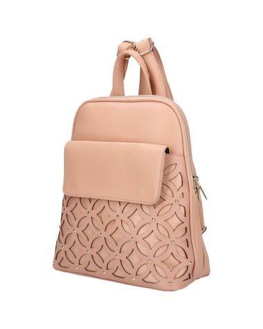 Am Montreux dámský batoh PERFORATED DESIGN PINK 109 AM0109_PK