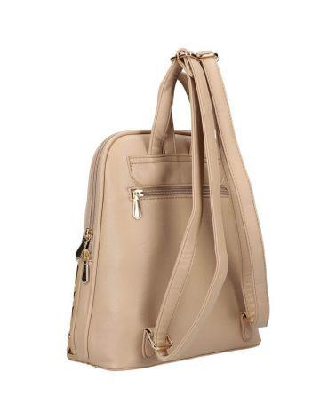 Dámský městský batoh APRICOT PERFORATED DESIGN 109 AM0109_AT