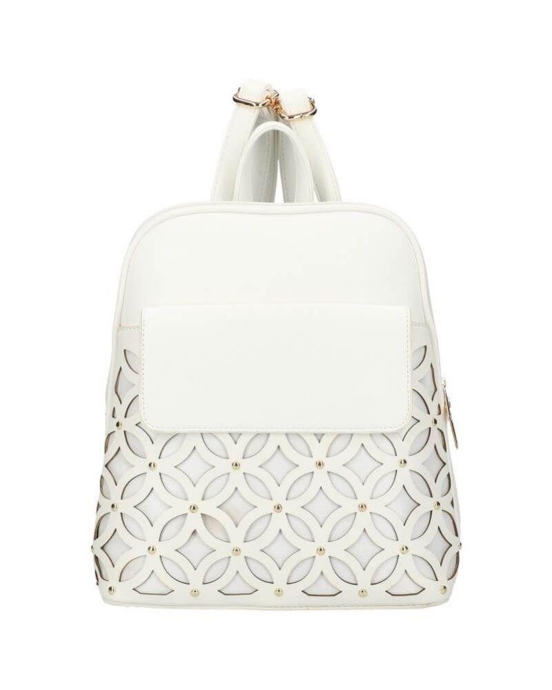 Am Montreux dámský batoh PERFORATED DESIGN WHITE 109 AM0109_WE