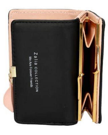 Dámská peněženka AM FRIENDS BLACK D868_BK