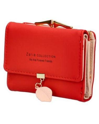Dámská peněženka AM FRIENDS RED D868_RD