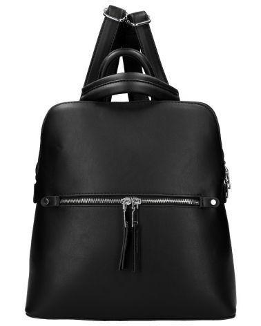 Dámský městský batoh SIMPLY BLACK 029 SM029_BK