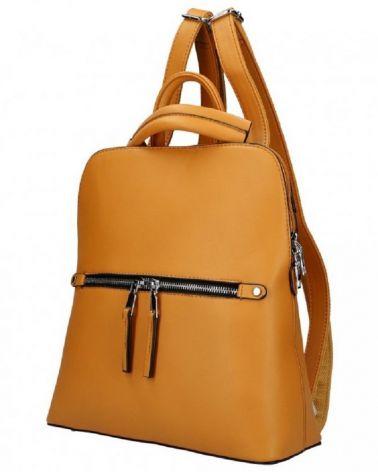 Dámský městský batoh SIMPLY BROWN 029 SM029_BN